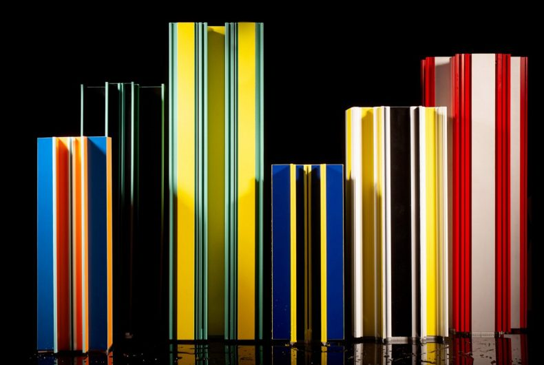 Jorge Penadés creates vases from recycled products