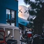 KAWS HOLIDAY virginia beach | Collater.al 9