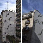 La street art tridimensionale di STRØK | Collater.al 3