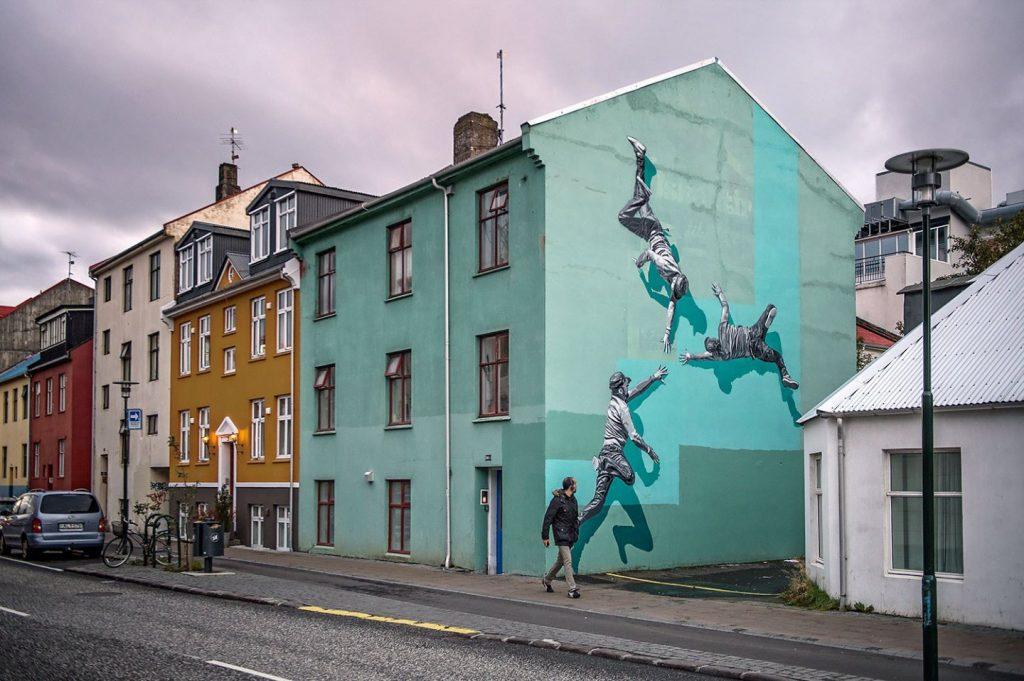 La street art tridimensionale di STRØK | Collater.al