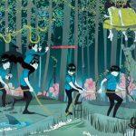 Le eccentriche illustrazioni di Marcos Chin   Collater.al 11