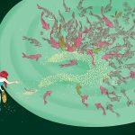 Le eccentriche illustrazioni di Marcos Chin   Collater.al 12