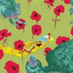 Le eccentriche illustrazioni di Marcos Chin   Collater.al 15