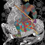 Le eccentriche illustrazioni di Marcos Chin   Collater.al 3