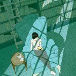 Le eccentriche illustrazioni di Marcos Chin   Collater.al 8