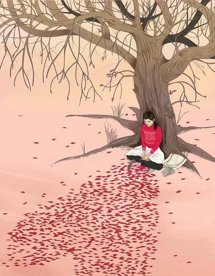 Le eccentriche illustrazioni di Marcos Chin | Collater.al