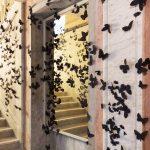Le farfalle di Carlos Amorales invadono Fondazione Pini   Collater.al 1