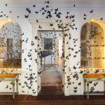 Le farfalle di Carlos Amorales invadono Fondazione Pini   Collater.al 3