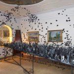 Le farfalle di Carlos Amorales invadono Fondazione Pini   Collater.al 4