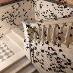 Le farfalle di Carlos Amorales invadono Fondazione Pini   Collater.al 6