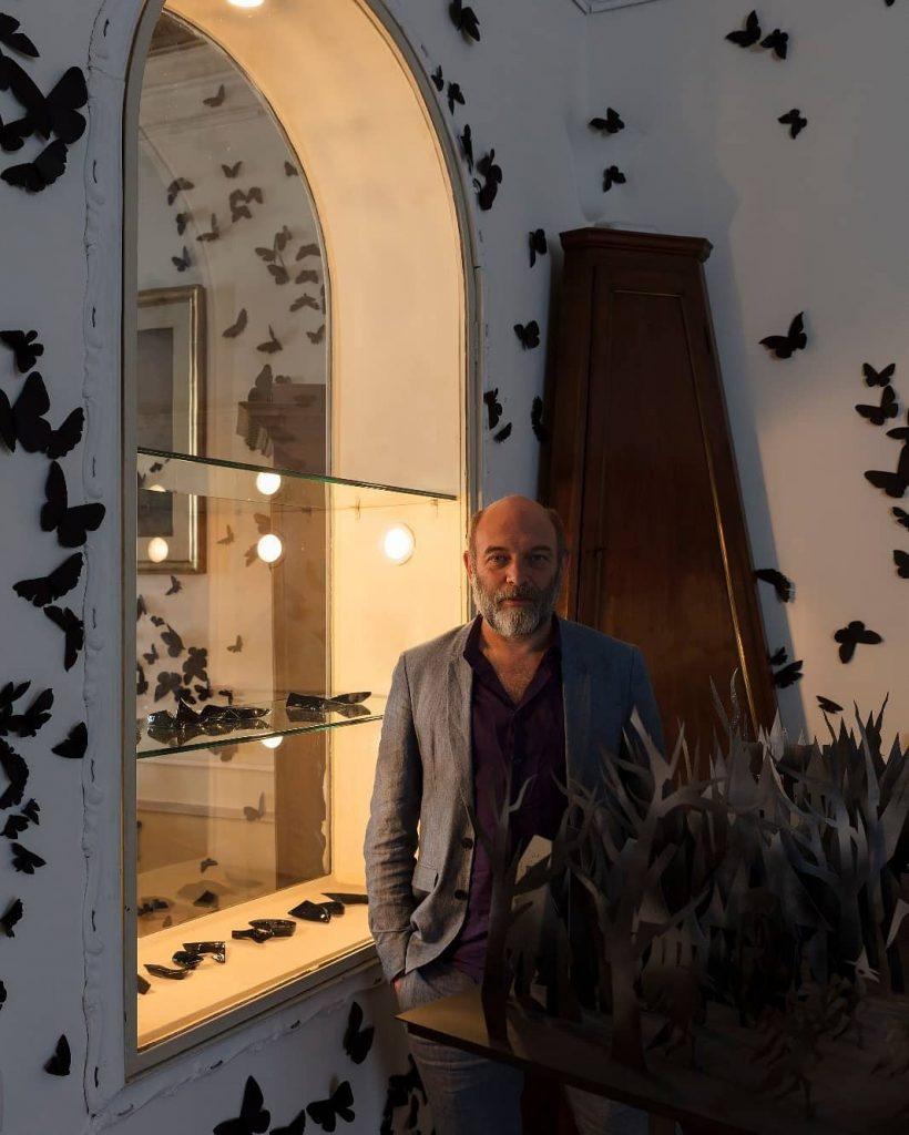 Le farfalle di Carlos Amorales invadono Fondazione Pini | Collater.al