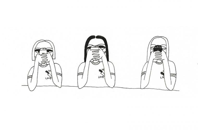 Emma Allegretti's illustrations speak of all women