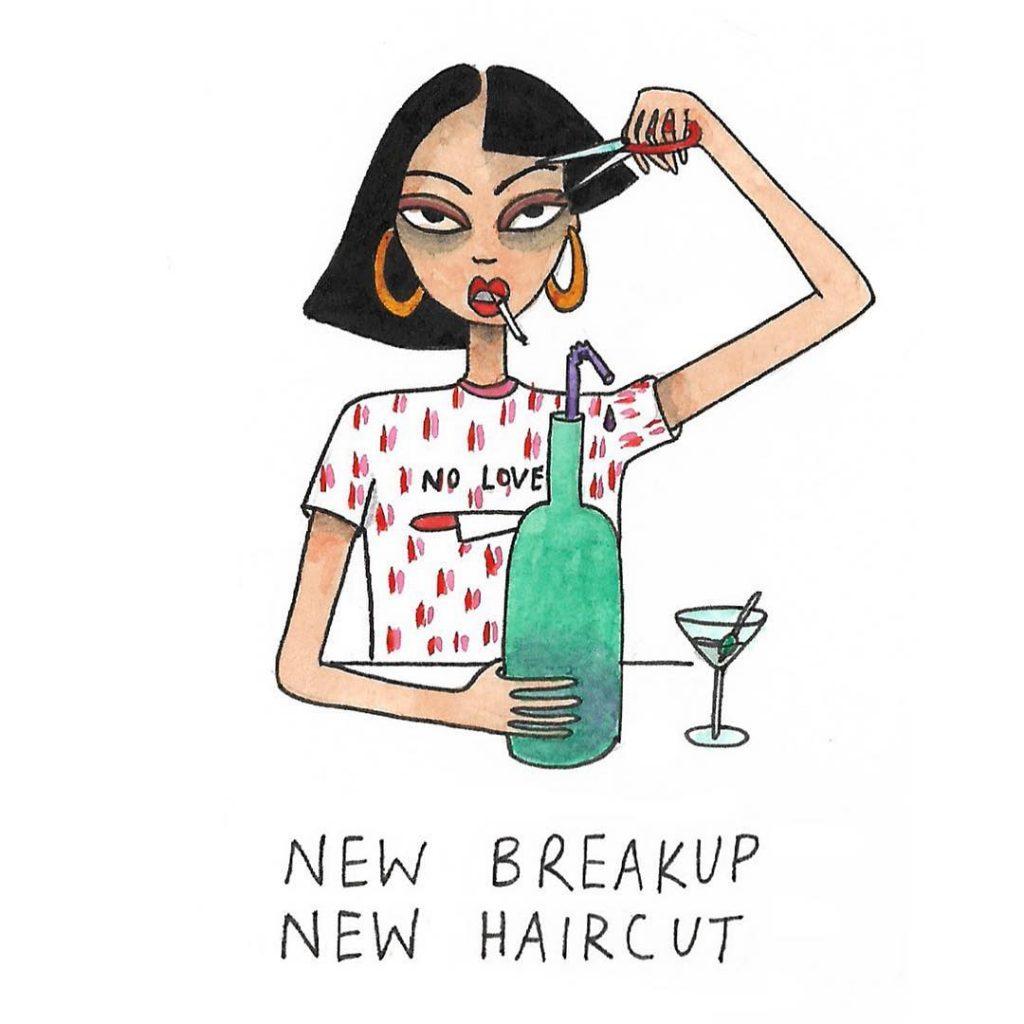 Le illustrazioni di Emma Allegretti parlano di tutte noi donne | Collater.al