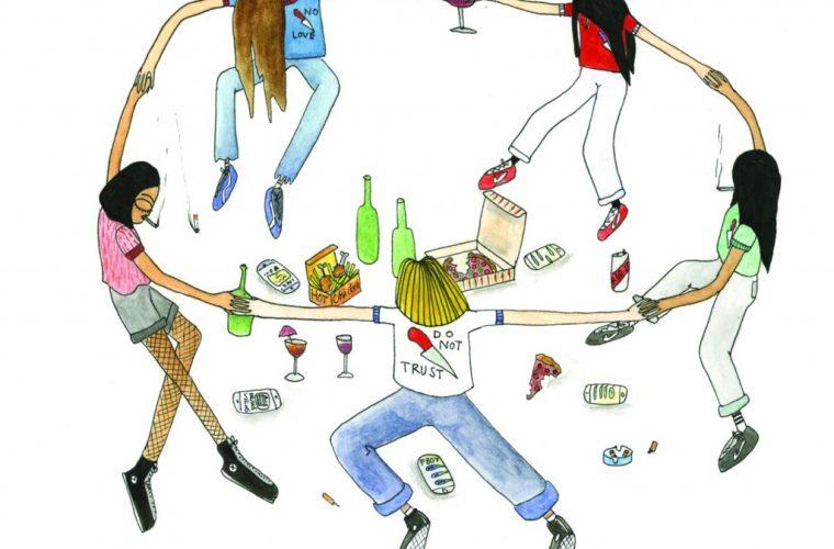Le illustrazioni di Emma Allegretti parlano di tutte le donne