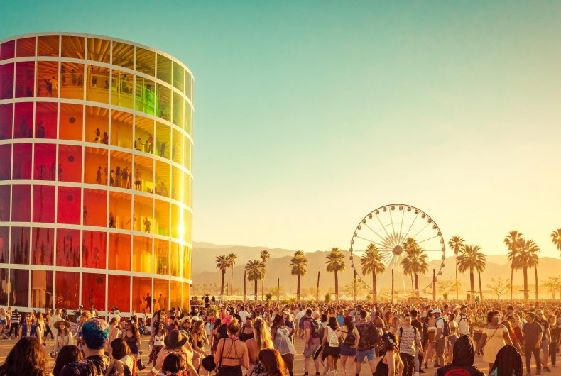 Coachella 2019, a look at the installations