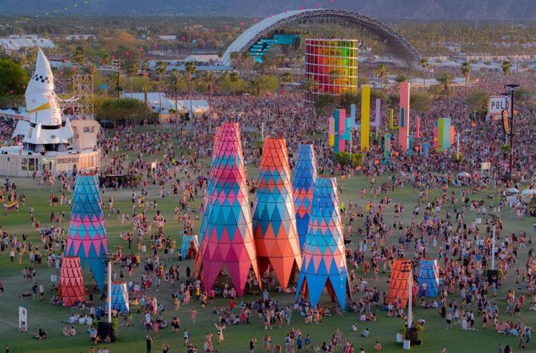 Le installazioni protagoniste del Coachella 2019