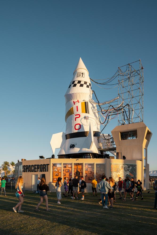 Le installazioni protagoniste del Coachella 2019 | Collater.al