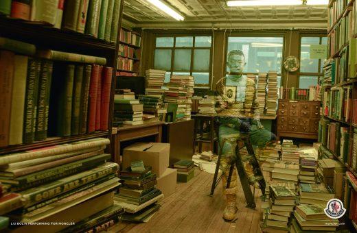 Liu Bolin, the invisible artist
