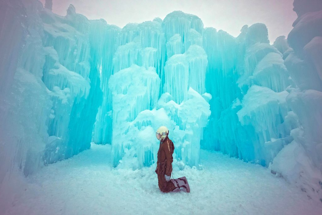 Lonely Astronaut, la solitudine nelle fotografie di Karen Jerzyk | Collater.al