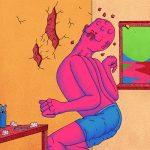 L'universo surreale e psichedelico di Alex Gamsu Jenkins | Collater.al 1