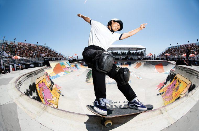 La nostra intervista alla skateboarder Mami Tezuka