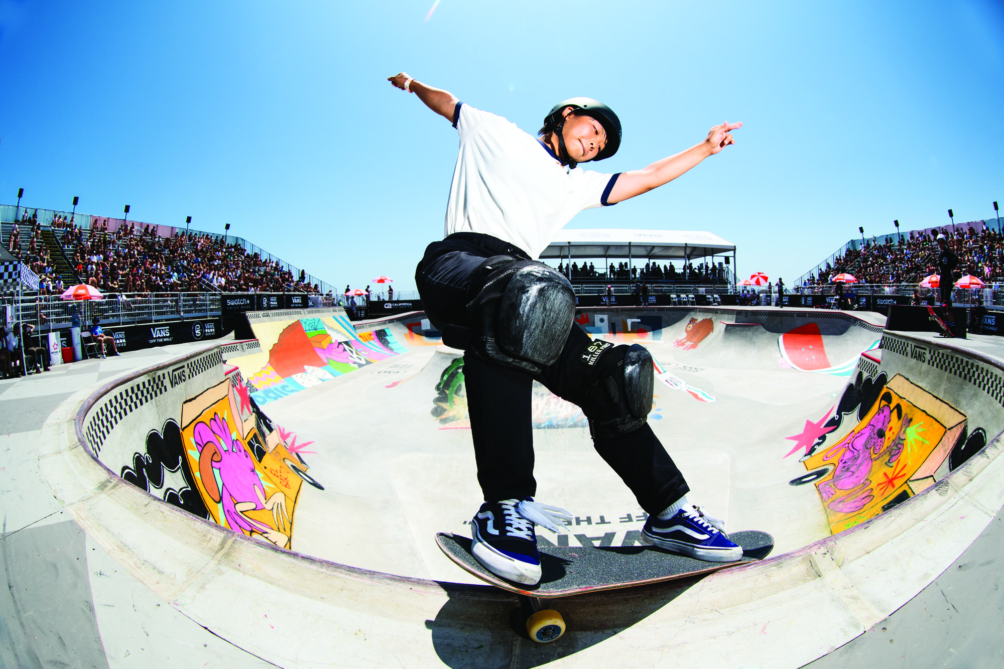 Our interview with skateboarder Mami Tezuka