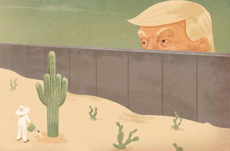 La critica dell'attualità nelle illustrazioni di Marco Melgrati