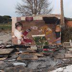 Mohamed L'Ghacham, le foto di famiglia diventano murales | Collater.al 4