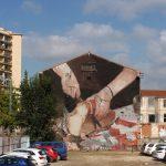 Mohamed L'Ghacham, le foto di famiglia diventano murales | Collater.al. 7