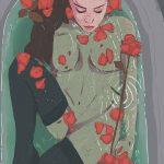 Racconti intensi nelle illustrazioni di Nono Astro Irareza | Collater.al 10