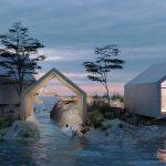 Rat Island, l'eco-resort firmato Jendretzki Design a New York | Collater.al 1