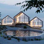 Rat Island, l'eco-resort firmato Jendretzki Design a New York | Collater.al 7