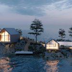 Rat Island, l'eco-resort firmato Jendretzki Design a New York | Collater.al