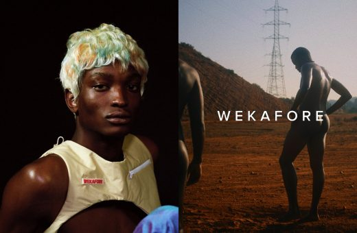 SPIRIT 002, the collection of Wekafore mirror of African aesthetics