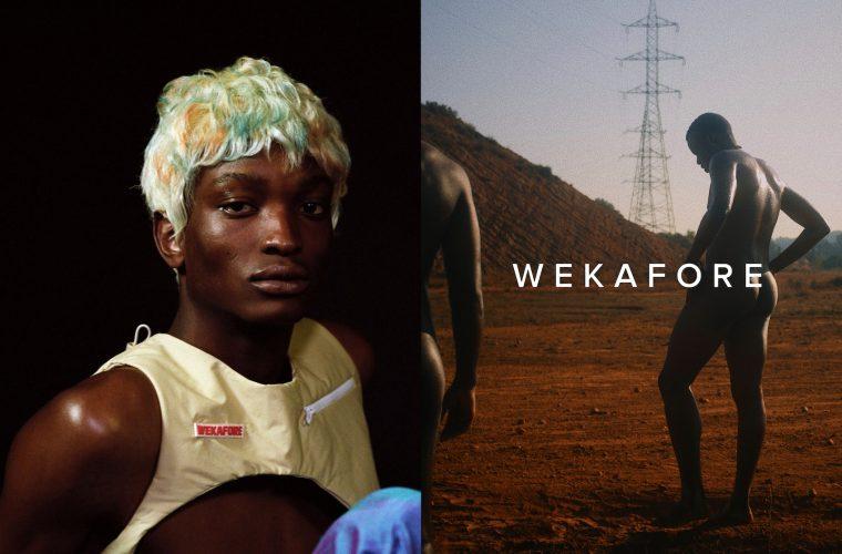 SPIRIT 002, la collezione di Wekafore specchio dell'estetica africana