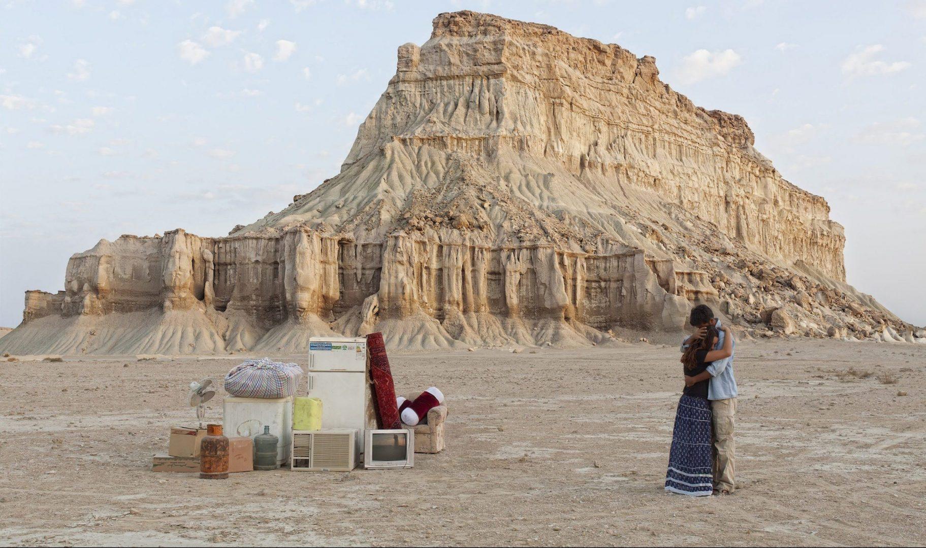 Stateless, il progetto fotografico di Gohar Dashti