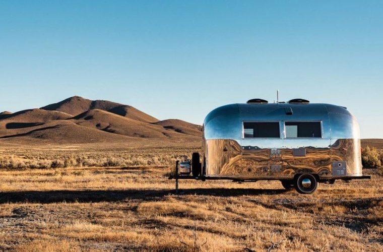 The Kugelschiff, un camper di design perfetto per viaggiare e lavorare