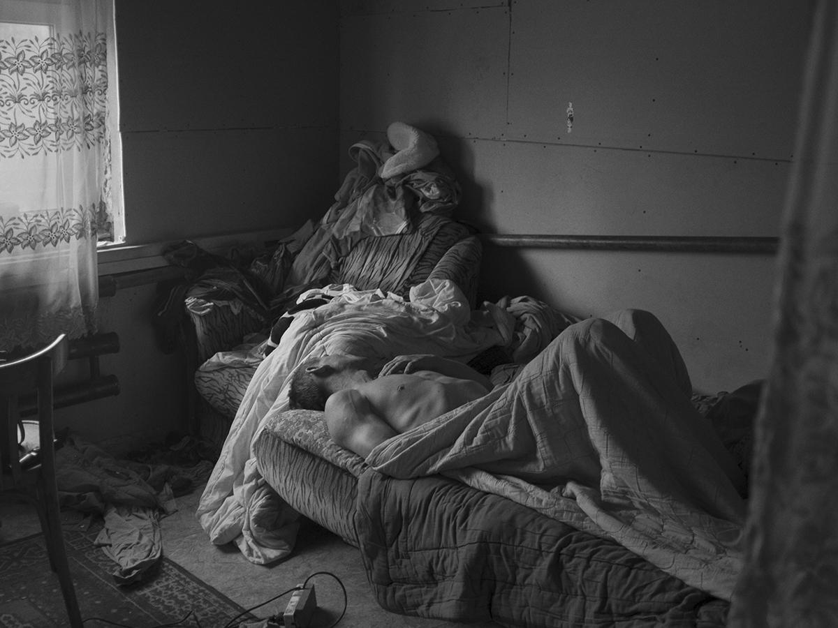 The Land that sleeps, la Siberia di Matteo Buonomo