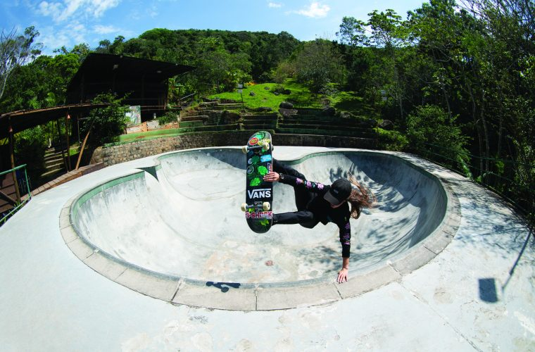 Our interview with skateboarder Yndiara Asp