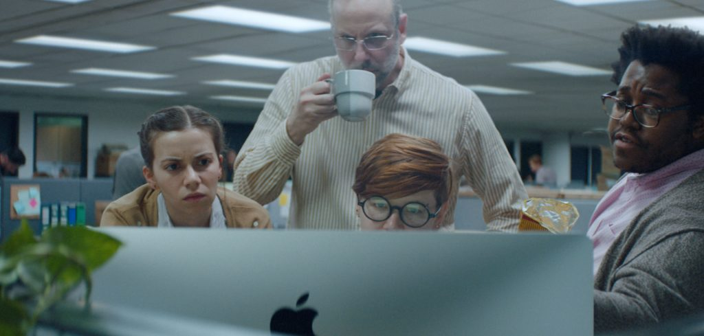 apple at work the underdogs | Collater.al