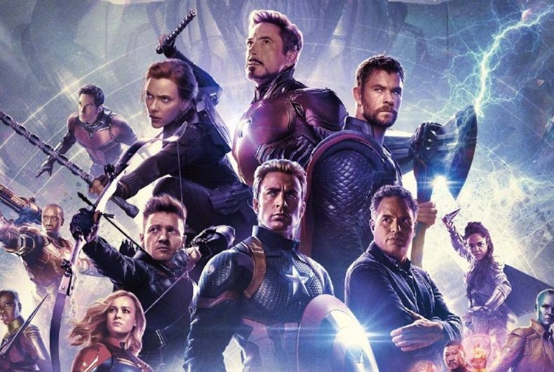 Tony Stark and Captain America together again in the latest trailer for Avengers: Endgame!