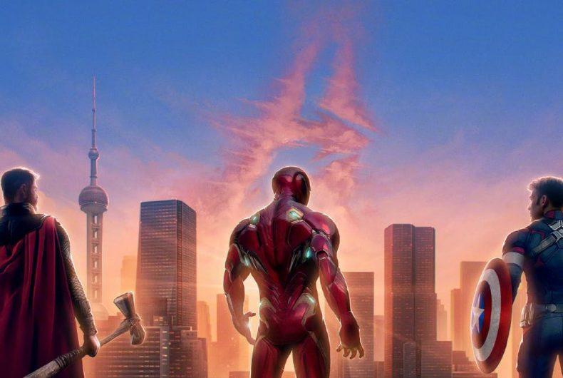 Tony Stark e Captain America di nuovo insieme nell'ultimo trailer di Avengers: Endgame!
