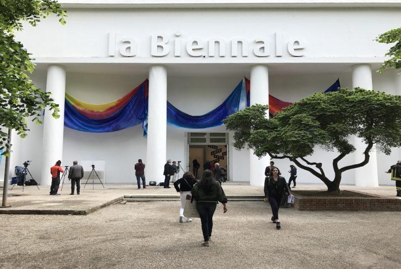 "Ready for La Biennale di Venezia 2019 ""May You Live in Interesting Times"""
