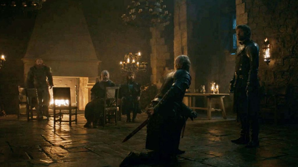 game of thrones 8 a night of the seven kingdoms | Collater.al 3