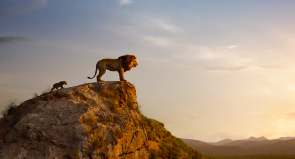 il re leone the lion king | Collater.al