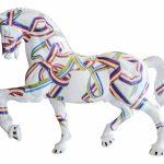milano design week installazioni installations horse | Collater.al 3