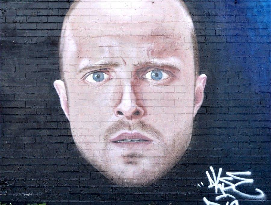 Akse e i suoi murales foto-realistici