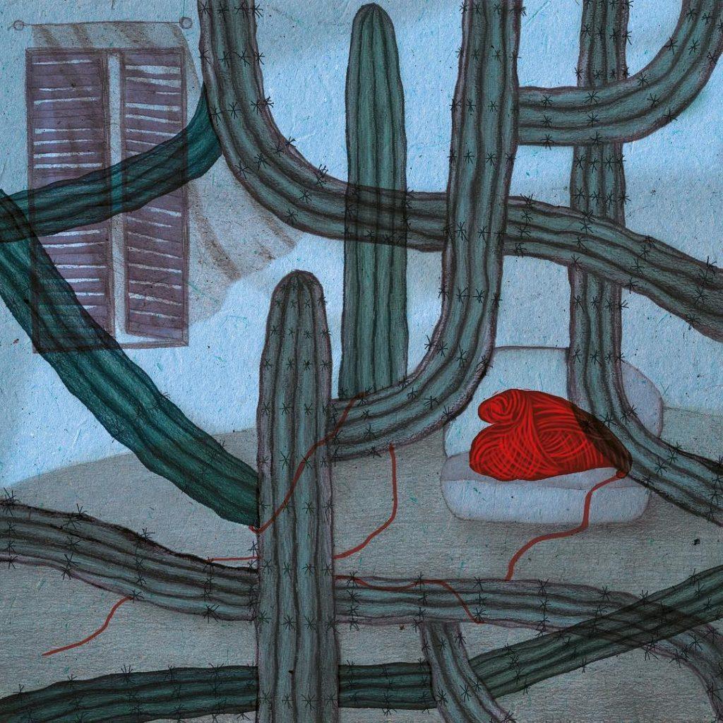 Alessandra Di Paola, illustrazioni e stati d'animo | Collater.al