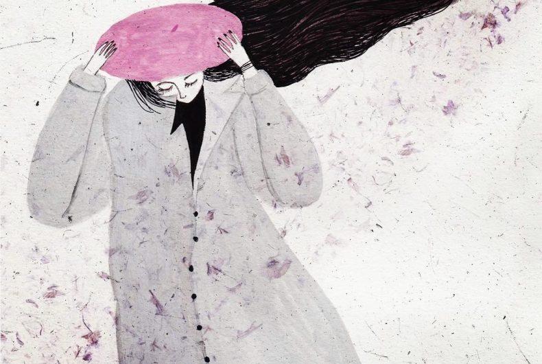 Alessandra Di Paola, illustrazioni e stati d'animo