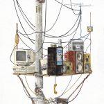 Alvaro Naddeo- acquerelli di un mondo distopico | Collater.al. 4